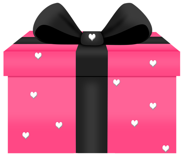 Giveaway Gift Pink